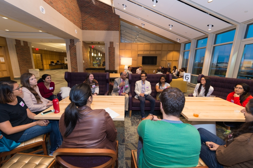 10/22/15      Interprofessional Student Town                                            Hall