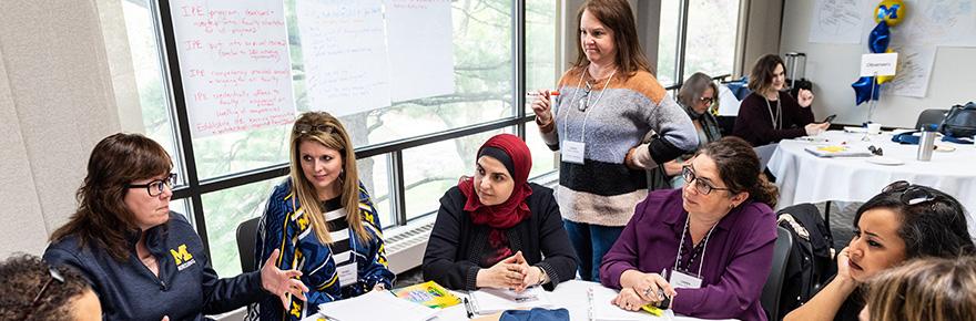IPE faculty workshop